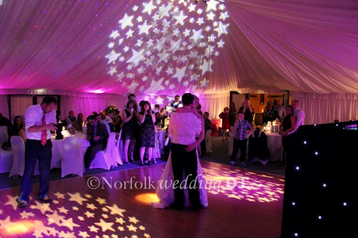 Hunters Hall Wedding - Norfolk Wedding DJ www.norfolkweddingdj.co.uk