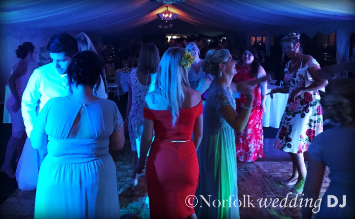 Lenwade House Hotel Wedding DJ, Norfolk Luke and Beth's Wedding 29.7.17 at Lenwade House Hotel, Norfolk - Norfolk Wedding DJ www.norfolkweddingdj.co.uk