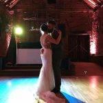 Hunters Hall Wedding DJ, Norfolk Jamie and Danielle's Wedding 6.8.17 at Hunter's Hall, Norfolk - Norfolk Wedding DJ www.norfolkweddingdj.co.uk