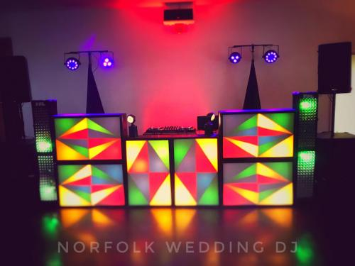 June's 80th Birthday at Aldiss Park Dereham 9.6.18 - Norfolk Wedding DJ www.norfolkweddingdj.co.uk