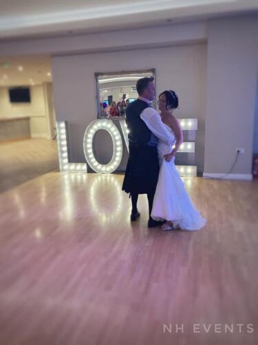 Wedding at Wensum Valley Hotel 13.08.2021 - Norfolk Wedding DJ