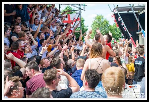 England World Cup 2018 at The Railway Tavern, Dereham, Norfolk - Norfolk Wedding DJ (Image courtesy of www.michaellyonsphotography.co.uk)