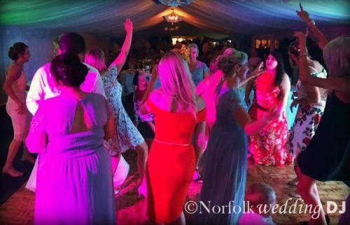 Lenwade House Hotel Wedding DJ, Norfolk Luke and Beth's Wedding 29.7.17 at Lenwade House Hotel, Norfolk - Norfolk Wedding DJ www.norfolkweddingdj.co.uk