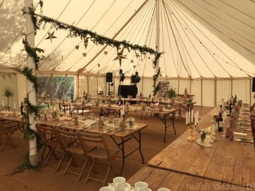 Bradenham Marquee Wedding 2019 - Norfolk Wedding DJ www.norfolkweddingdj.co.uk