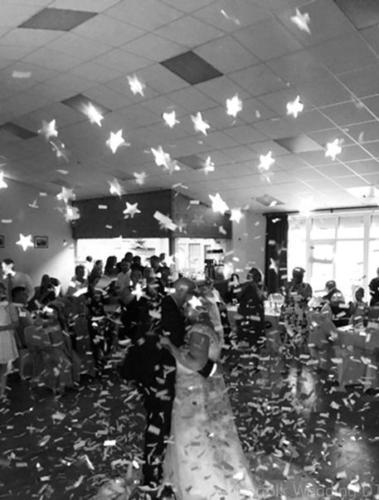 """Confetti Falling From the Stars"" - Outwell Wedding 2019 - Norfolk Wedding DJ www.norfolkweddingdj.co.uk"