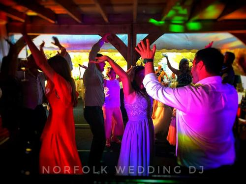 Wedding in Carbrooke 30.6.2018 - Norfolk Wedding DJ www.norfolkweddingdj.co.uk