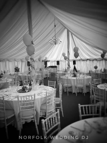 Mr and Mrs Green's Wedding in Syderstone Marquee, Norfolk 28.7.2018 - Norfolk Wedding DJ www.norfolkweddingdj.co.uk